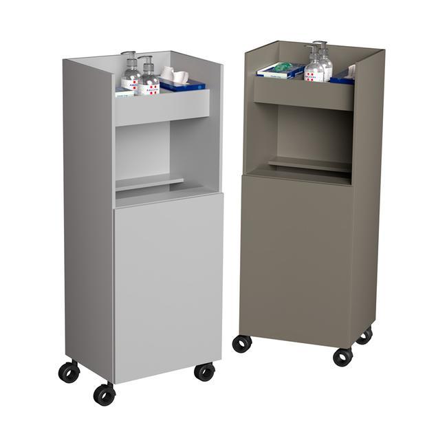 Кабинет за хигиена на тркала