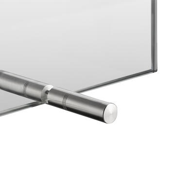 Хигиенски заштитен панел изработен од стакло