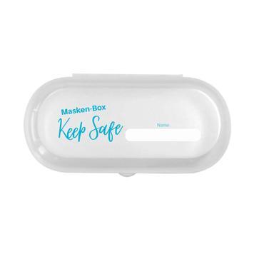 """""""Keep Safe"""" хигиенска кутија за чување на маски за лице"""