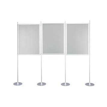 """Монтажен ѕид """"Eco"""" со алуминиум постер рамка"""