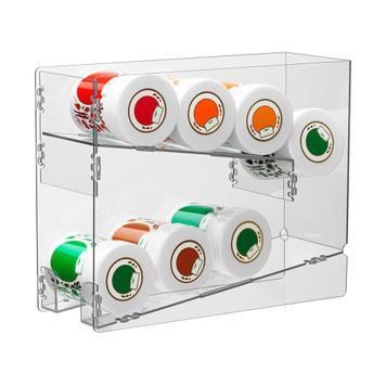 Диспензер за зачини и производи во конзерва